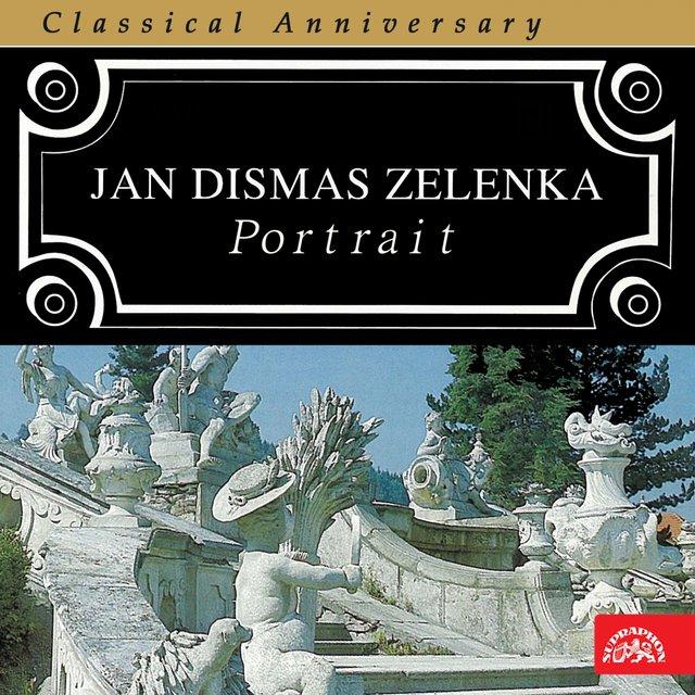 Jan Dismas Zelenka 2 Portrait