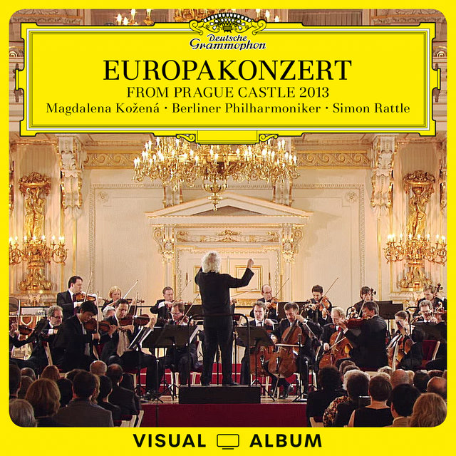 Europakonzert from Prague Castle 2013 (Live / Visual Album)