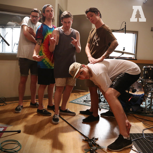 Counterparts on Audiotree Live