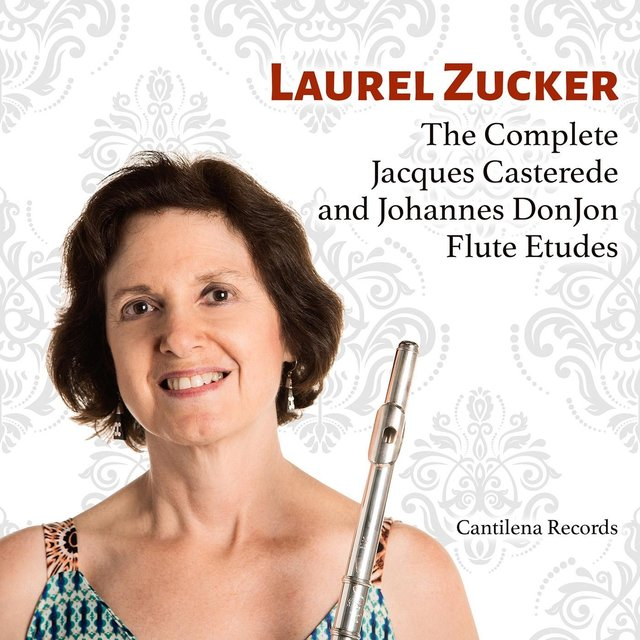 The Complete Johannes Donjon and Jacques Casterede Flute Etudes