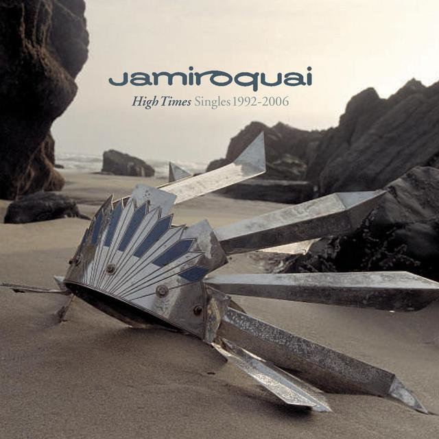 Cover art for album High Times: Singles 1992-2006 ((Remastered)) by Jamiroquai