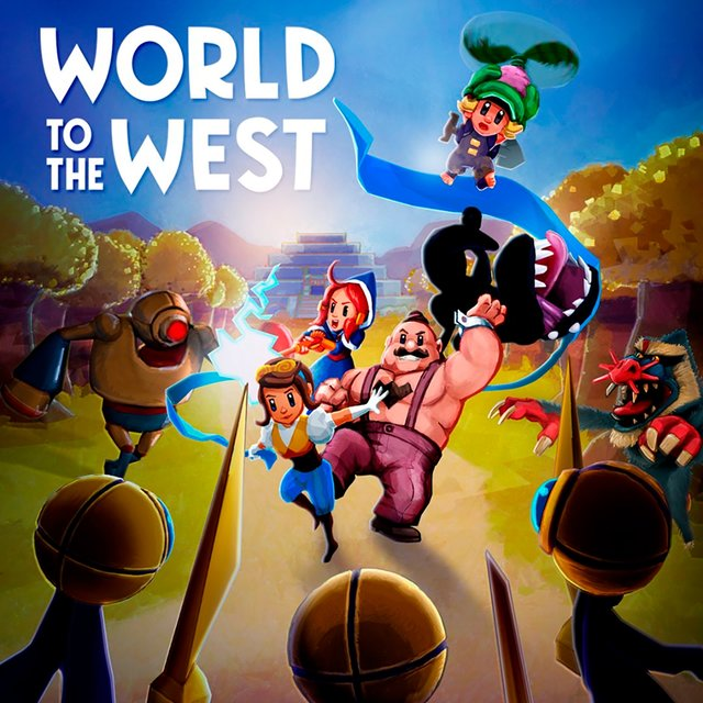 World to the West - Official Soundtrack