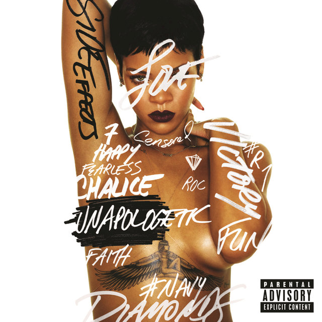 Cover art for album Unapologetic (Deluxe) by Rihanna