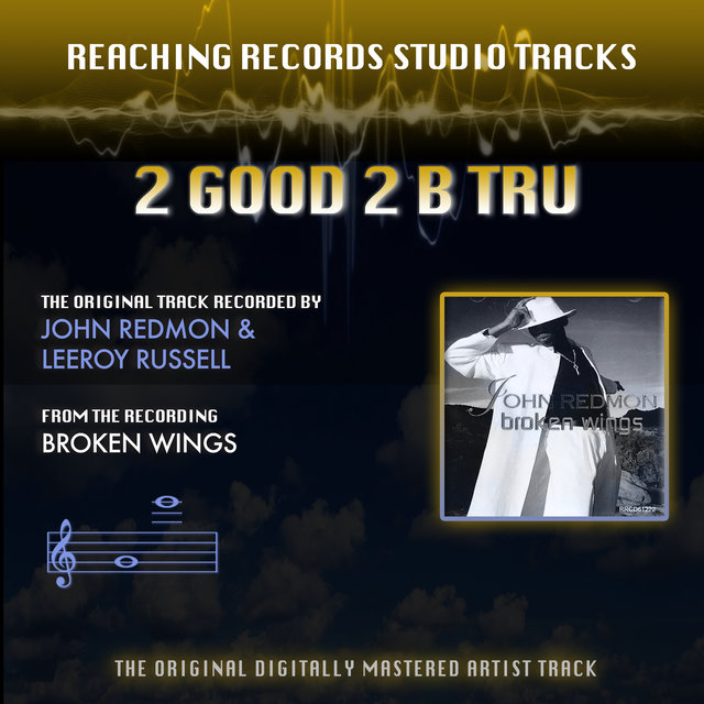 2 Good 2 B Tru (Reaching Records Studio Tracks)