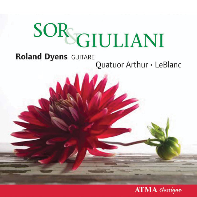 Sor & Giuliani: Works for Guitar