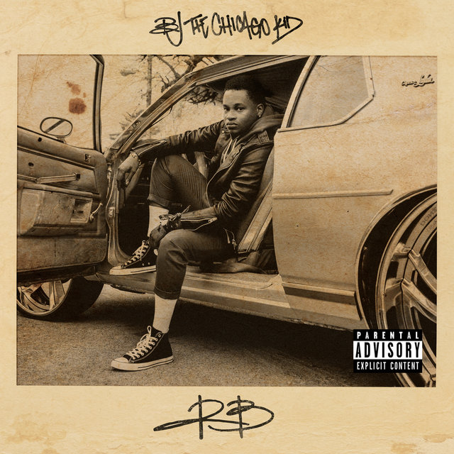Cover art for album 1123 by BJ The Chicago Kid