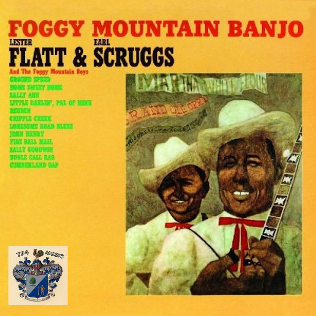 Foggy Mountain Banjo