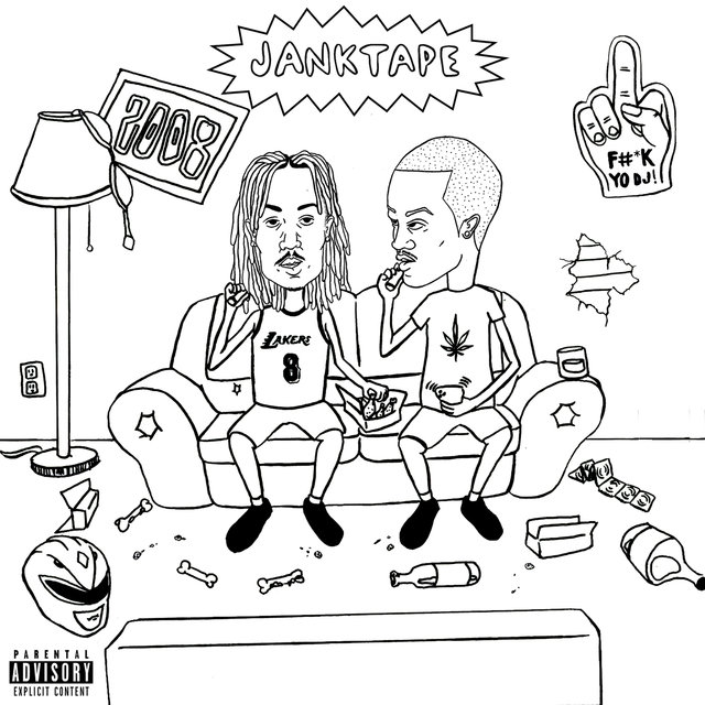 Cover art for album Janktape Vol. 1 by Buddy, Kent Jamz