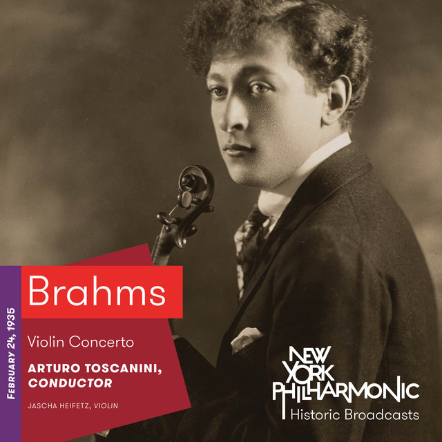 Brahms: Violin Concerto (Recorded 1935)