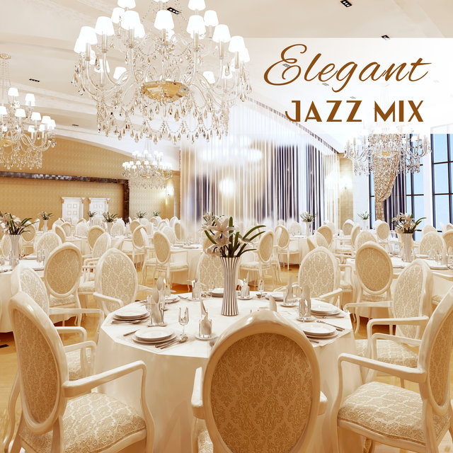 Elegant Jazz Mix: 2019 Smooth Jazz Mix for Elegant Company Events, Standing Party at the Luxury Hotel. Lunch Break During the Conference