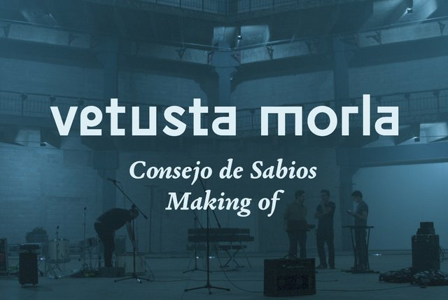 Consejo de Sabios (Making of)