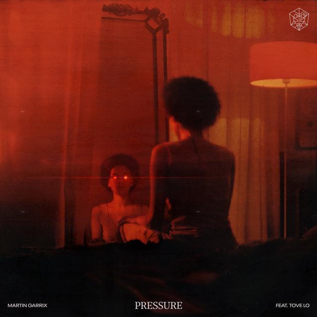 Cover art for album Pressure (feat. Tove Lo) by Martin Garrix, Tove Lo