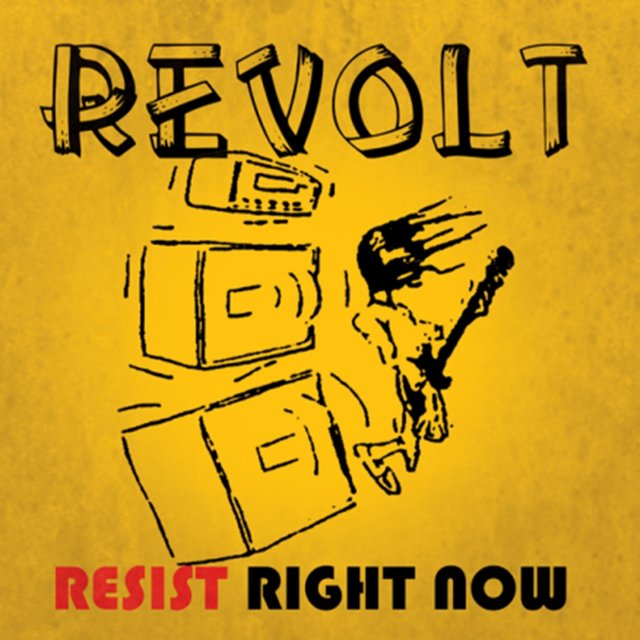 Resist Right Now