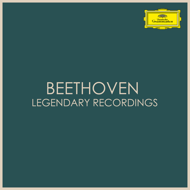 Beethoven Legendary Recordings