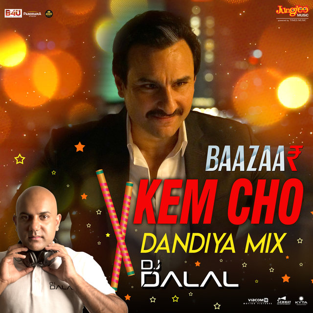 Kem Cho (Dandiya Mix) - Single