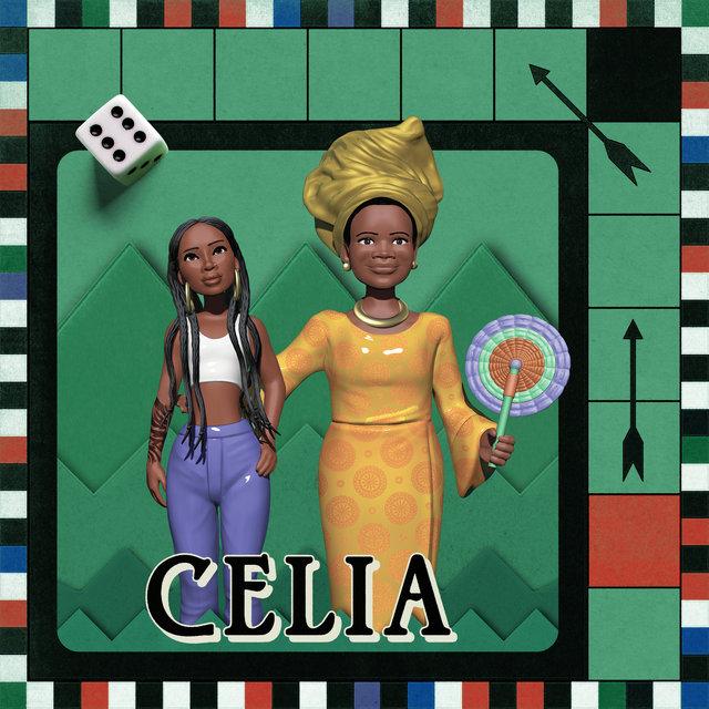 Cover art for album Celia by Tiwa Savage