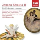 Die Fledermaus (1997 Remastered Version), Act 3: O Fledermaus, o Fledermaus (Tutti, Chor)