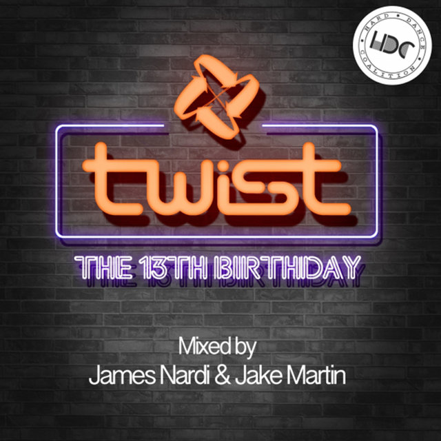 Twist: The 13th Birthday (Mixed by James Nardi)