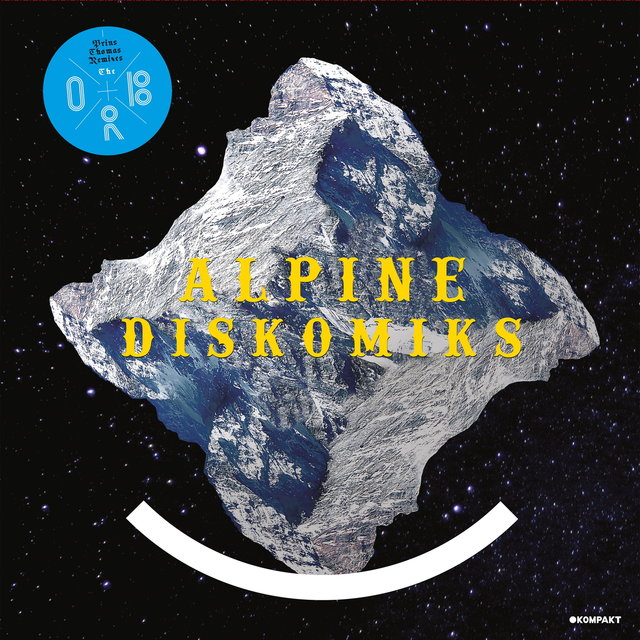 Alpine Diskomiks - Sin In Space, Pt. 2