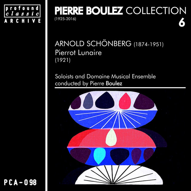 Pierre Boulez Collection, Vol. 6