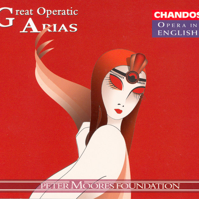 Great Operatic Arias (Sung in English), Vol. 5 - Yvonne Kenny