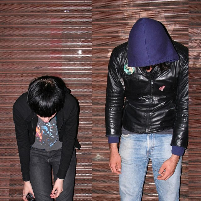 Cover art for album Crystal Castles by Crystal Castles
