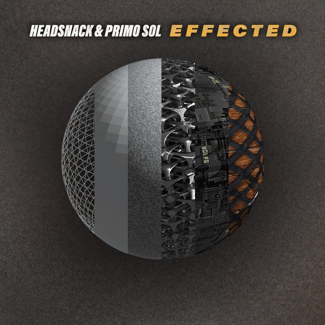 Cover art for album Effected by Headsnack, Primo Sol
