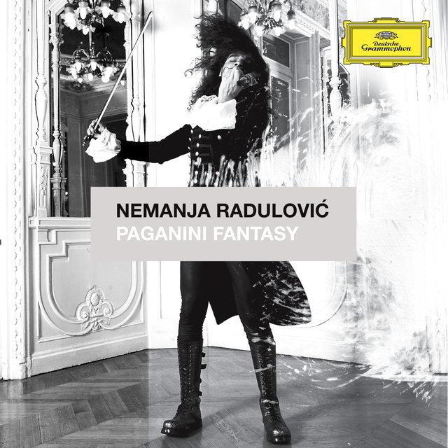 Cover art for album  by Nemanja Radulovic