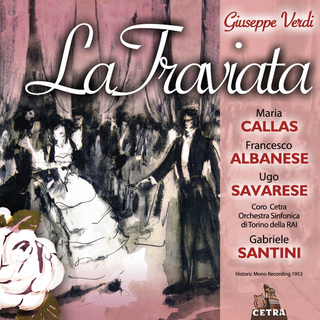Cetra Verdi Collection: La traviata