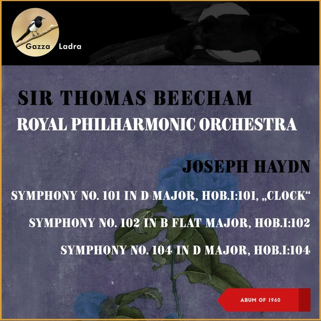 "Joseph Haydn: Symphony No. 101 In D Major, Hob.I: 101, ""Clock"