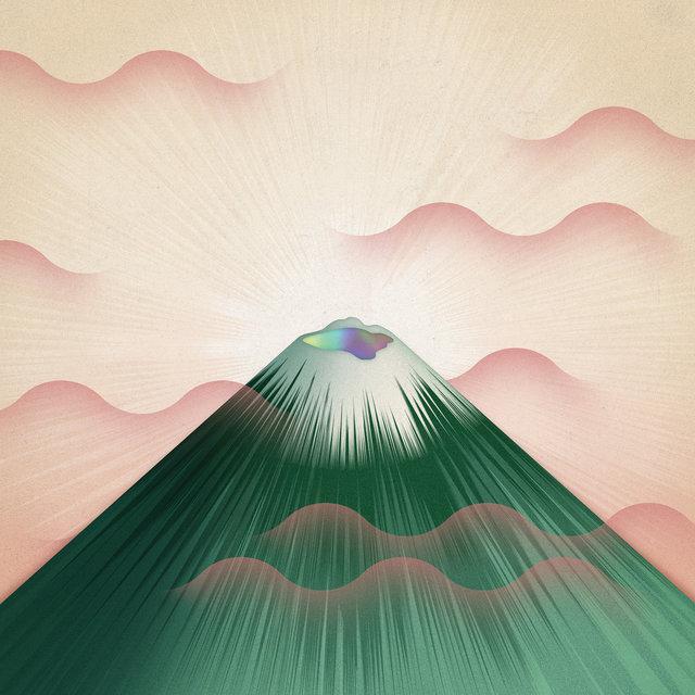 Cover art for album Seeking New Gods by Gruff Rhys