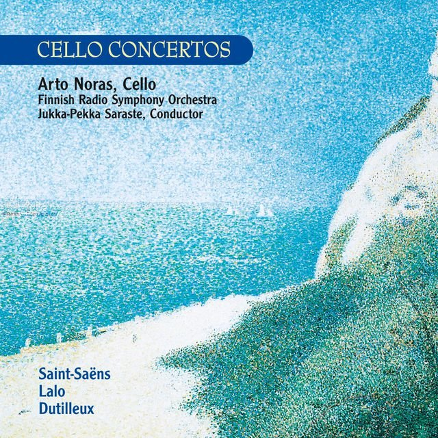 Cello Concertos / Saint-Saëns - Lalo - Dutilleux