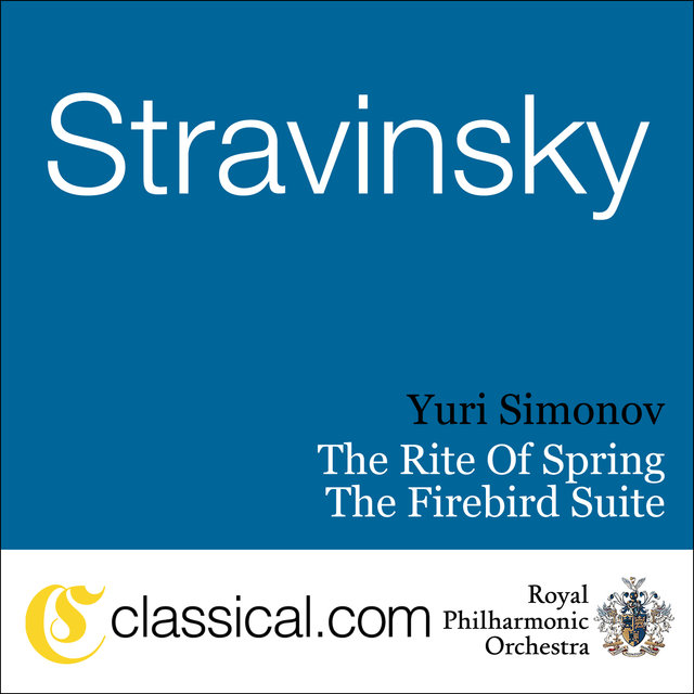 Igor Stravinsky, The Rite Of Spring