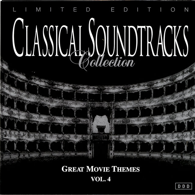 Classical Soundtracks Collection - Great Movie Themes, Vol. 4