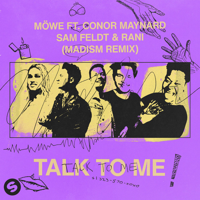 Talk To Me (feat. Conor Maynard, Sam Feldt & RANI) [Madism Remix]