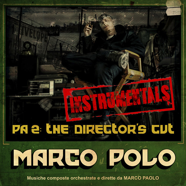 PA2: The Director's Cut (Instrumental)