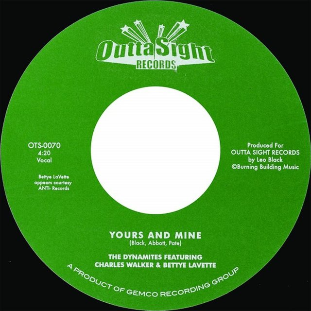 Yours and Mine (feat. Charles Walker) - Single
