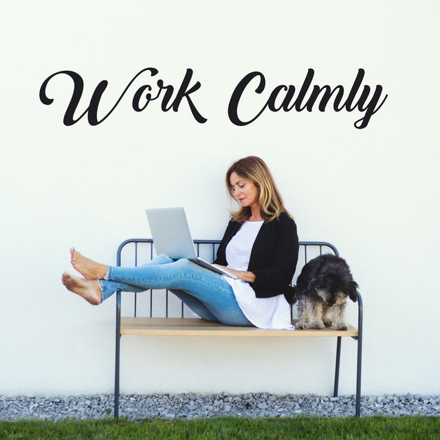 Work Calmly - Home Office Background Jazz Music