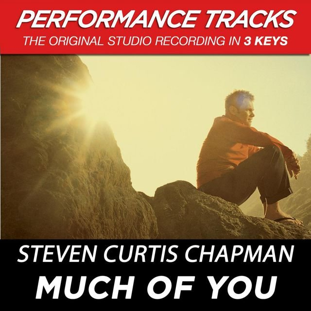 Much Of You (Performance Tracks)