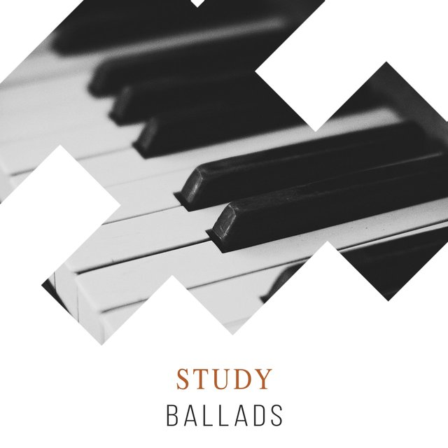 Peaceful Study Piano Ballads