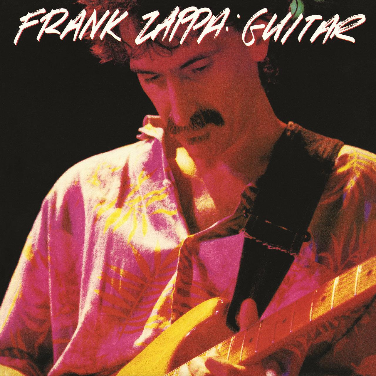 Guitar / Frank Zappa TIDAL