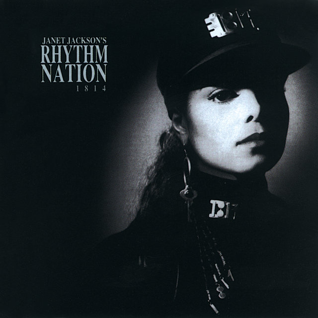 Cover art for album  by Janet Jackson