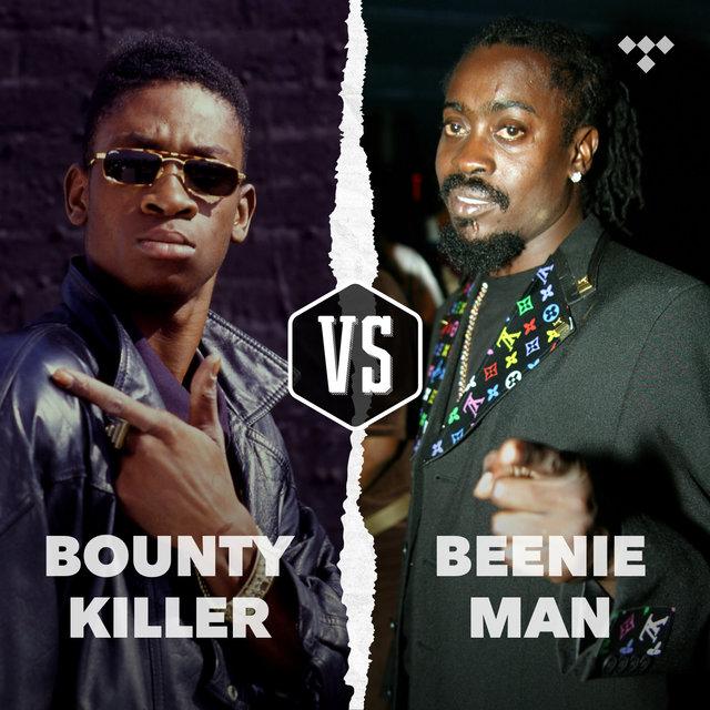 Cover art for album Bounty Killer vs. Beenie Man by TIDAL