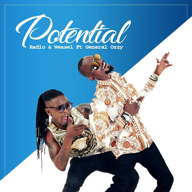 Potential (feat. General Ozzy)