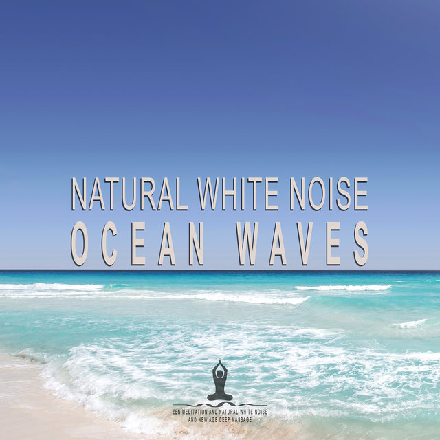 Natural White Noise: Ocean Waves