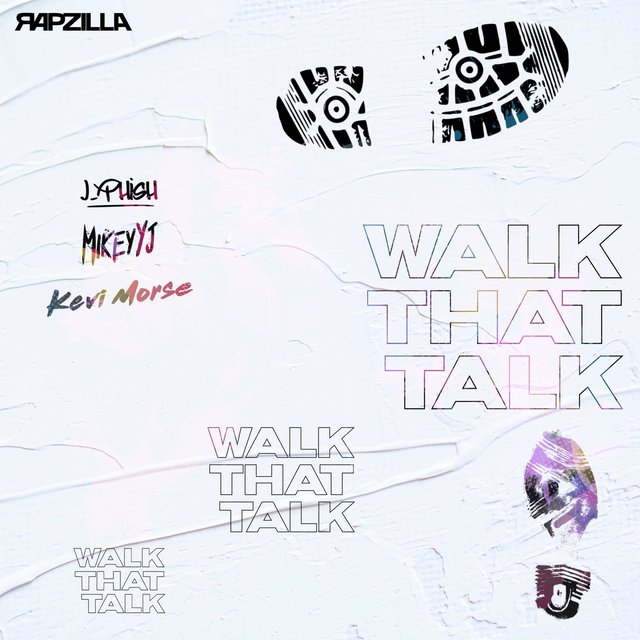 Walk That Talk (feat. MvkeyyJ & Kevi Morse)
