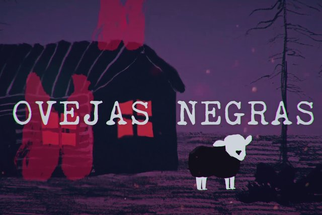 Ovejas Negras (Lyric Video)
