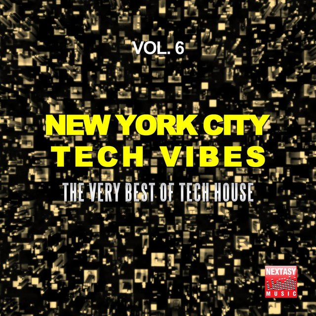 New York City Tech Vibes, Vol. 6 (The Very Best Of Tech House)
