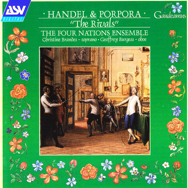 "Handel and Porpora ""The Rivals"""