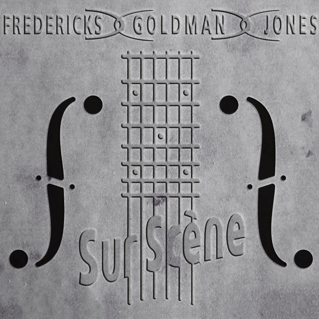 Fredericks, Goldman, Jones : Sur scène (Live)